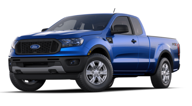 New 2020 Ford Ranger STX Truck SuperCab in Manteca